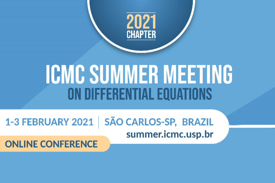 ICMC Summer Meeting on Differential Equations 2021 Chapter